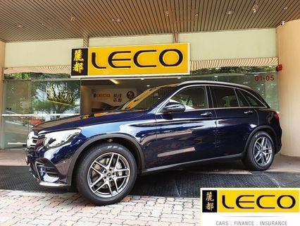 Mercedes-Benz GLC-Class GLC250 AMG Line 4MATIC (A)