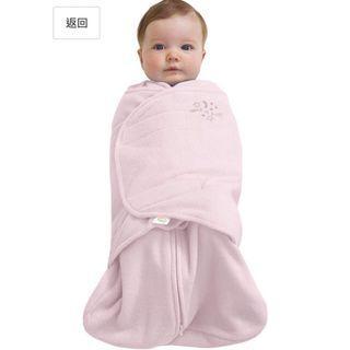 HALO Pink SleepSack Swaddle 粉紅色 睡袋 包被