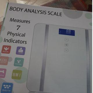 Body Analysis Scale