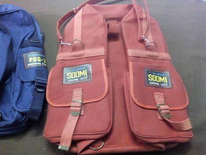 beg sekolah lama