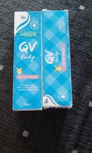 Brand new QV Baby Barrier cream 50g