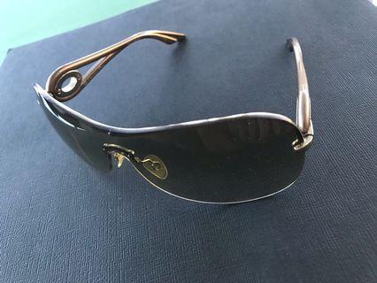 DiorLY1 Wrap Sunglasses