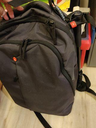 Manfrotto Camera & Laptop Backpack