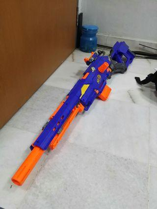 Nerf Gun long Strike cs-6