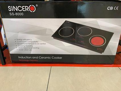 #EST50 Induction cooker set