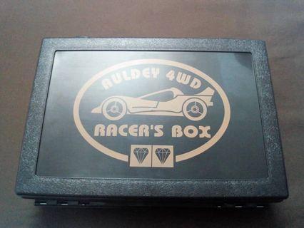 box audley 4wd car