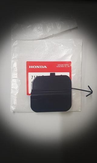 Honda Stream Rear Bumper Tow cover