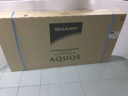 "60"" UHD 4K Smart Tv"