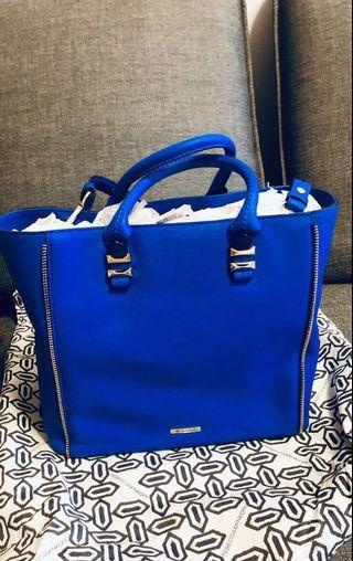 Rebecca Minkoff Blue Genuine Leather