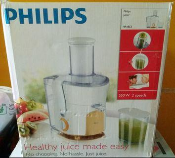 Philip Viva Juicer HR1853