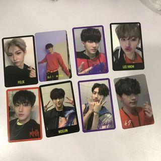 WTT Stray Kids Cle 1 Miroh Photocards