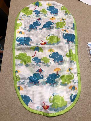 嬰兒沖涼網 summer infant bathing net
