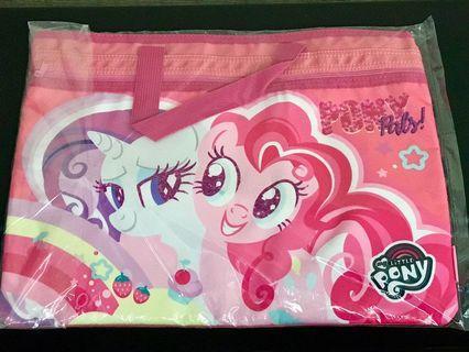 "Little Pony 袋 功課袋 16""x12"""