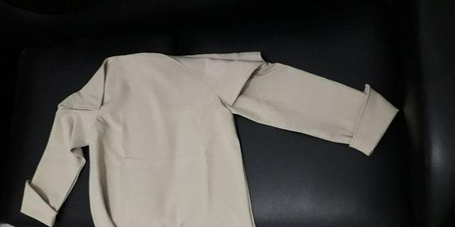 Asymetris blouse