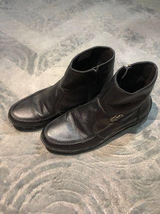 Black Formal Boots