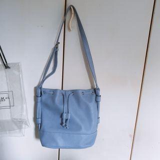 Periwinkle Sling Bag