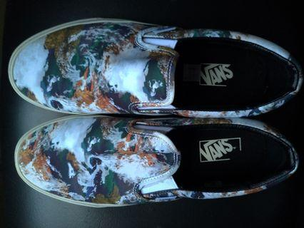 Sepatu Vans Original Classic Slip On (Earth)