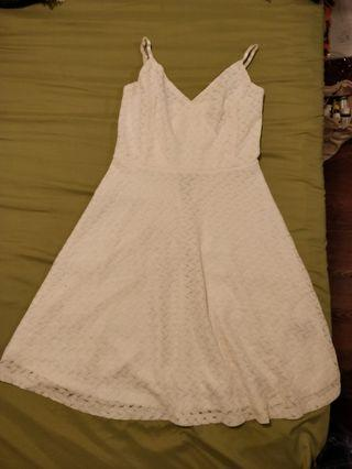 Off White Dress - size 4