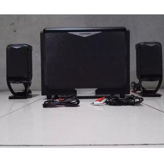 Speaker simbadda cst 9950N+