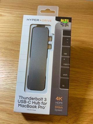 Thunderbolt 3 USB C Hub for MacBook Pro