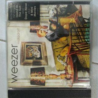 WEEZER/CD