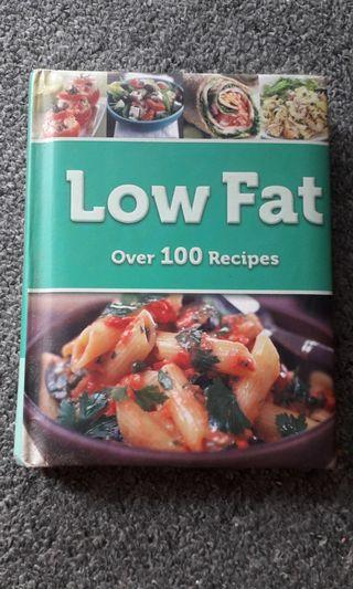Low Fat Cooking Book