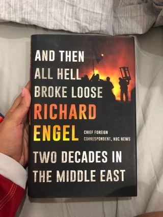 And then all hell broke loose-richard engel
