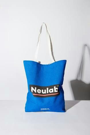New! Cotton On Neulab Tote Bag