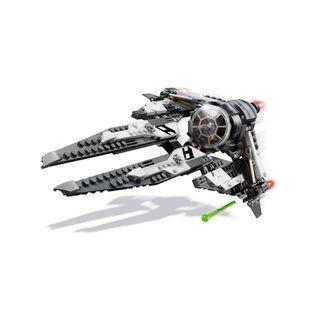 LEGO 75242 Star Wars Black Ace TIE Interceptor Only