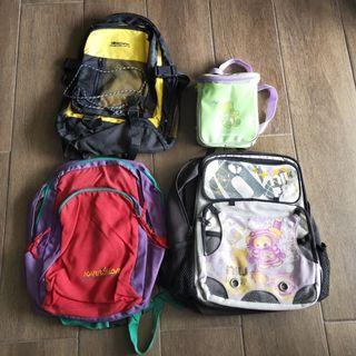 Backpacks / Bags