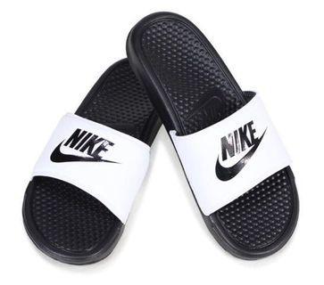 🚚 Nike Benassi JDI 黑白拖鞋