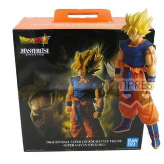 dragon ball battle legends goku banpresto
