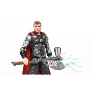 MARVEL LEGENDS - Infinity War Thor MIB - BAF part figure