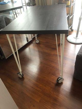 Table linnmon IKEA
