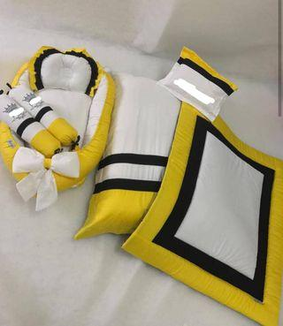 Baby Nest and Mattress set of 10 only RM 350
