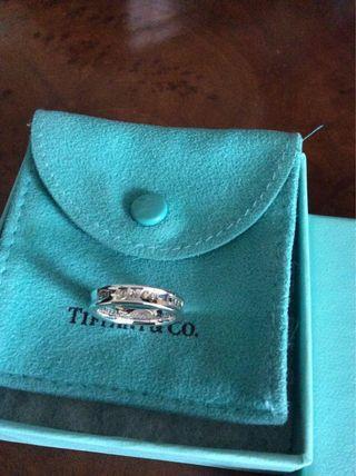 真品Tiffany Ring