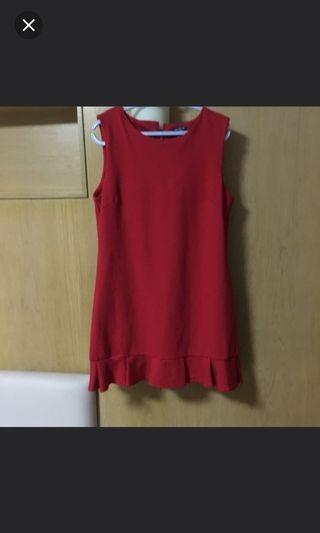 Yatch 21 red dress #EndgameYourExcess