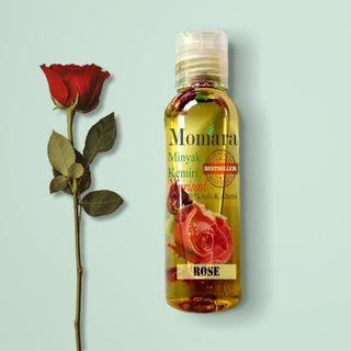 Penumbuh Rambut Alami Minyak Kemiri Varian Aroma MOMARA #ramadansale