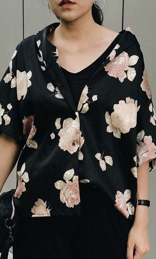 Dark Rose Shirt