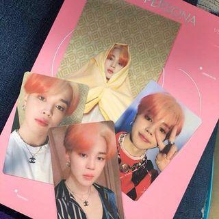 (WTB/LF) BTS PERSONA : MAP OF THE SOUL WITH JIMIN PC