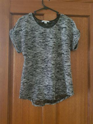 Country Road Woven top (XS)