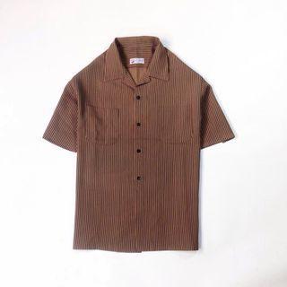 Bowling shirt L