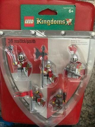 Lego Castle Red Lion Knights Battle Pack 852921 MISB