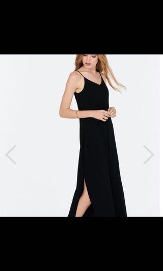 🚚 Tcl black jumpsuit
