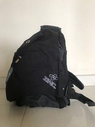 🚚 Zinc backpack