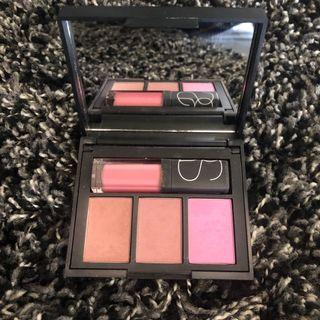 NARSissist Blush, contour and lip palette