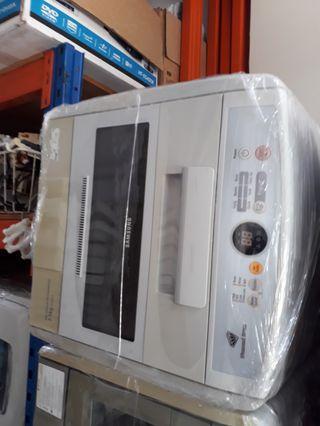 Samsung 7.5kg top load Washing Machine /washer warranty 1 months