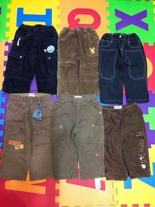 男童褲Pants