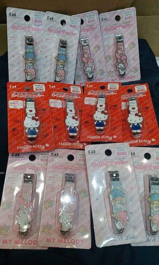Little Twin Stars Hello Kitty 日本指甲鉗$99