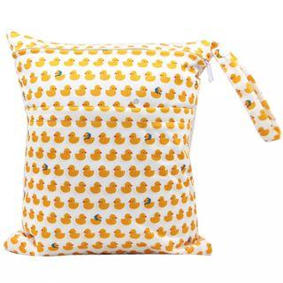 Wet Laundry Bag Waterproof Baby Diaper Bag
